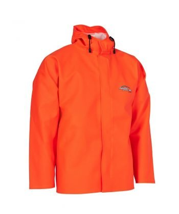 PPG Workwear Elka Fishing Xtreme Jacket 179801 Orange Colour