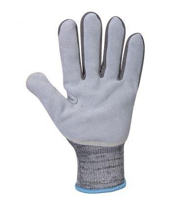 Portwest Razor-Lite Cut Level 5 A630 Grey Colour Palm View