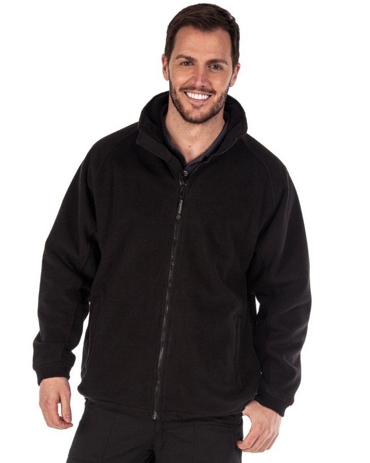 Custom Hooded Work Jackets